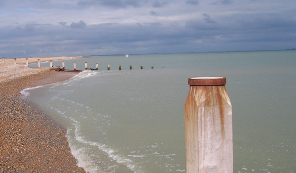 The Gazebo is conveniently located for the coast at Winchelsea and Rye